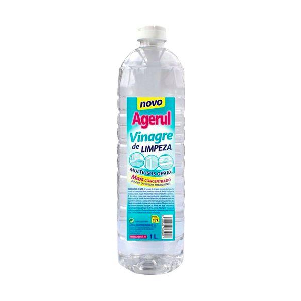Vinagre de limpezas multiúsos Agerul 1lt (pack 2)