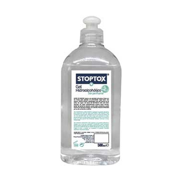 Álcool gel higienizante, desinfetante, anti-séptico Vinfer 500ml