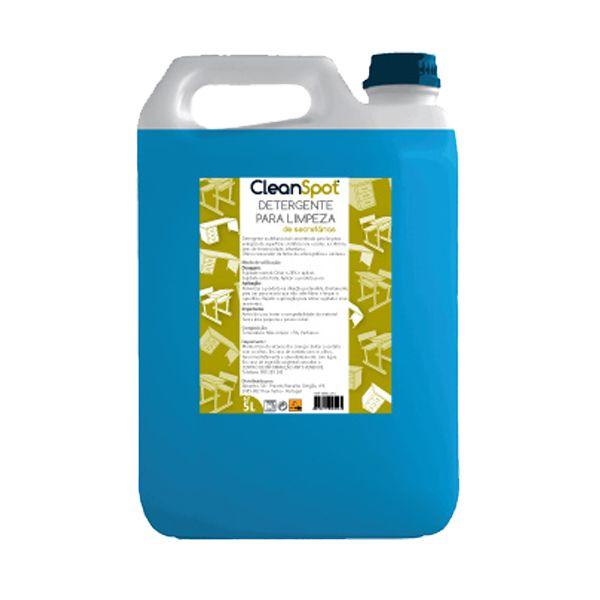 Detergente para limpeza de carteiras e secretárias Cleanspot 5lt