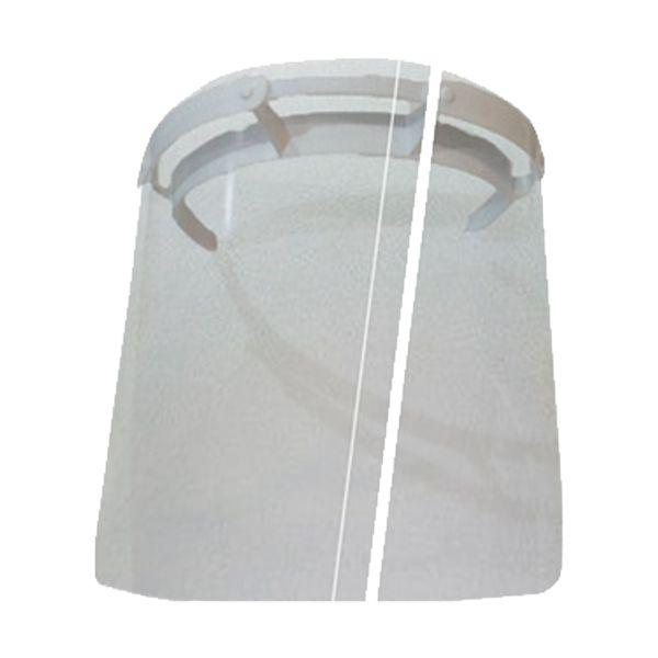 Viseira facial de protecção individual (pack 10)