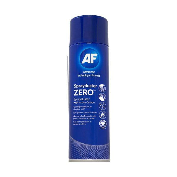 Spray de ar comprimido para limpeza técnica geral AF Sprayduster Zero 420ml