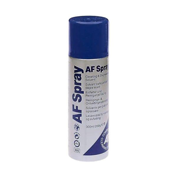 Spray desengordurante para limpeza de equipamentos AF 300ml