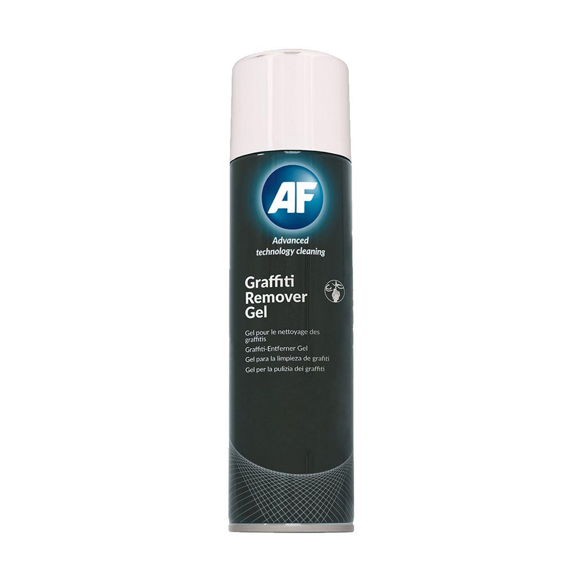 Spray removedor de graffiti AF Graffiti Remover Gel 400ml