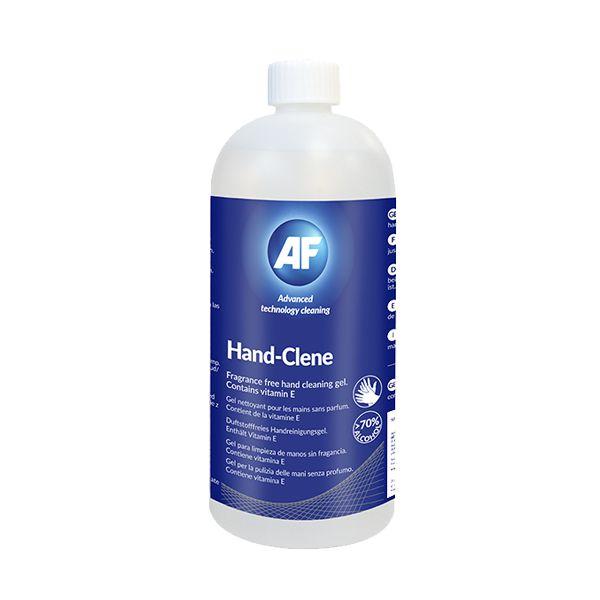 Álcool gel higienizante, desinfetante, anti-séptico AF Handclene 500ml