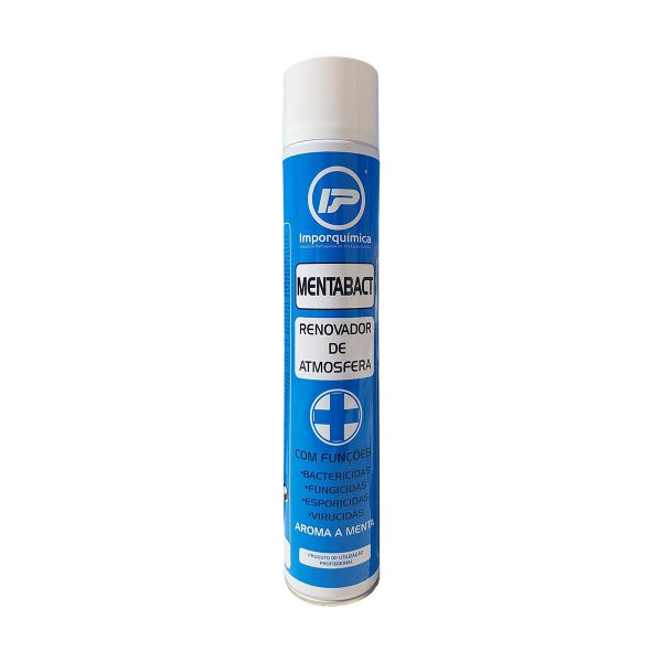 Desinfectante atmosférico aerossol Imporquímica Mentabact 500ml
