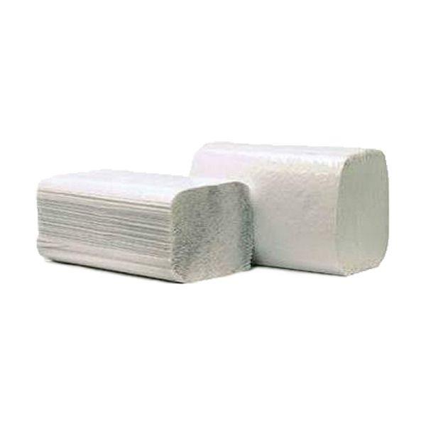 Toalhas de mão zig-zag creme 20x23 1 folha Cleanspot Reci (pack 20x200 = 4000)