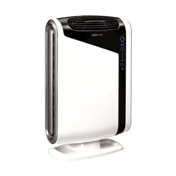 Purificador de ar com filtros HEPA e de carbono Aeramax DX95