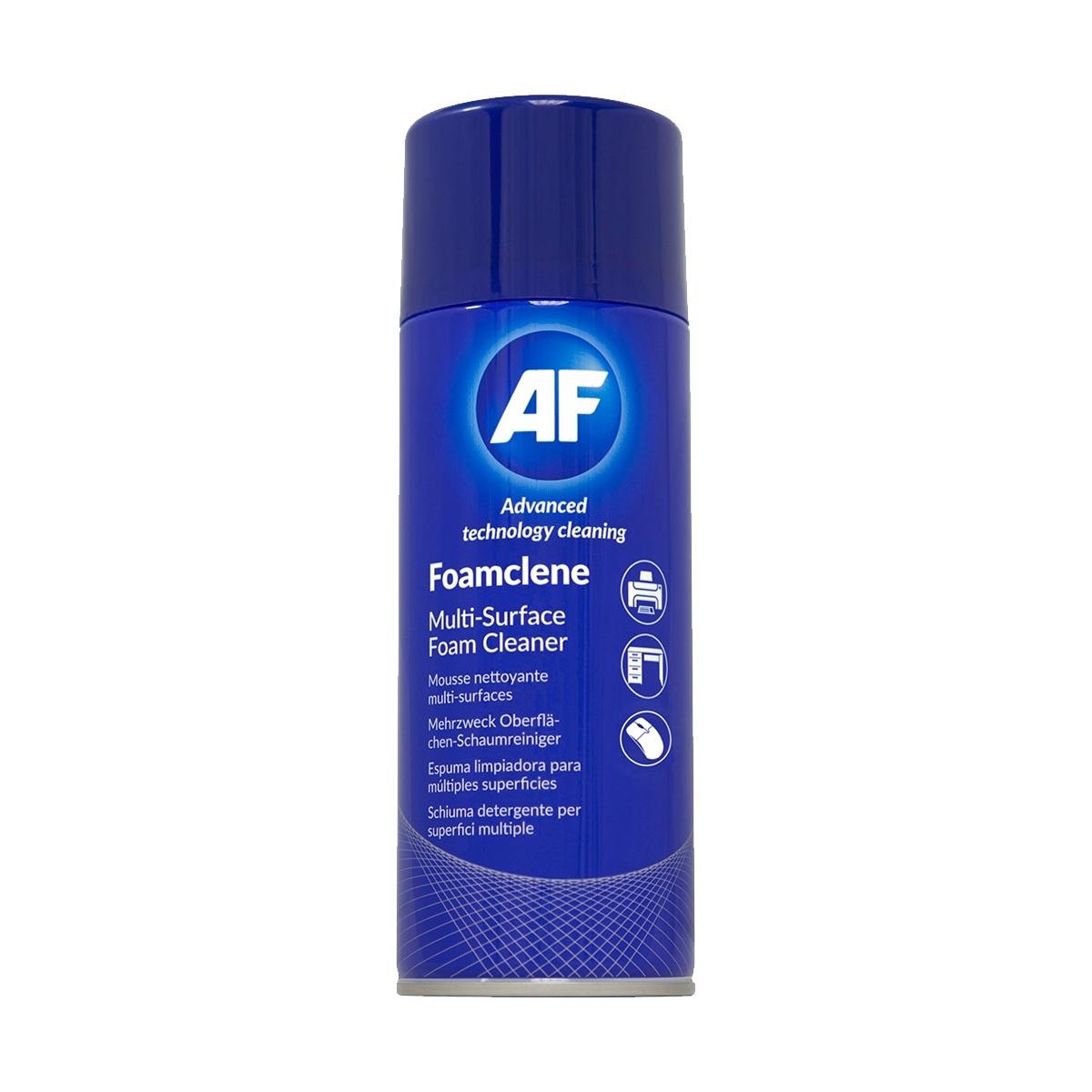 Espuma para limpeza de superfícies e equipamentos AF Foamclene 300ml